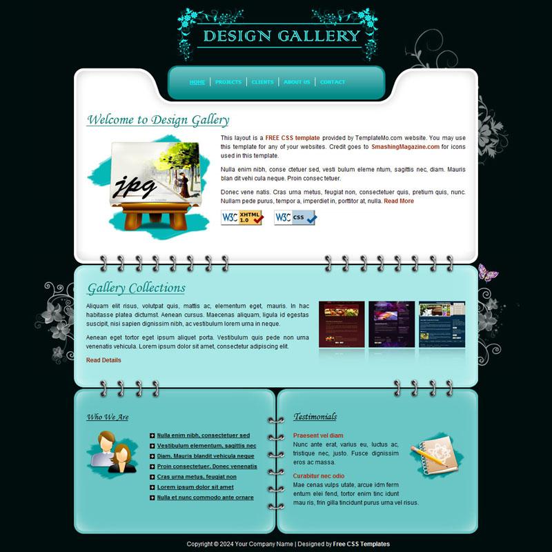 Canada Web Design Portfolio