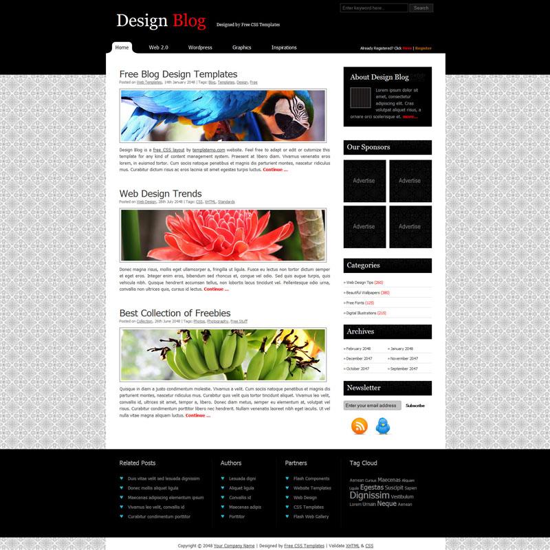 website templates canada web design portfolio business development centre. Black Bedroom Furniture Sets. Home Design Ideas